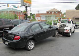 Baltimore auto towing, rentals & financing repair faq