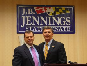 Image of Ehrlich Endorses J.B. Jennings for State Senate in District 7